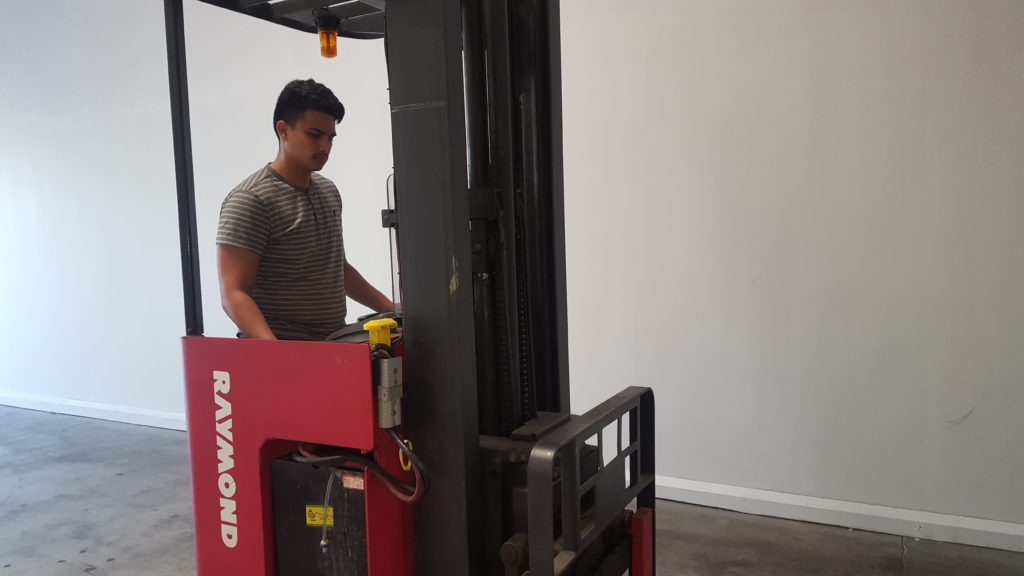 Los Angeles Forklift Training