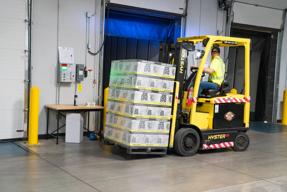 workplace forklift training