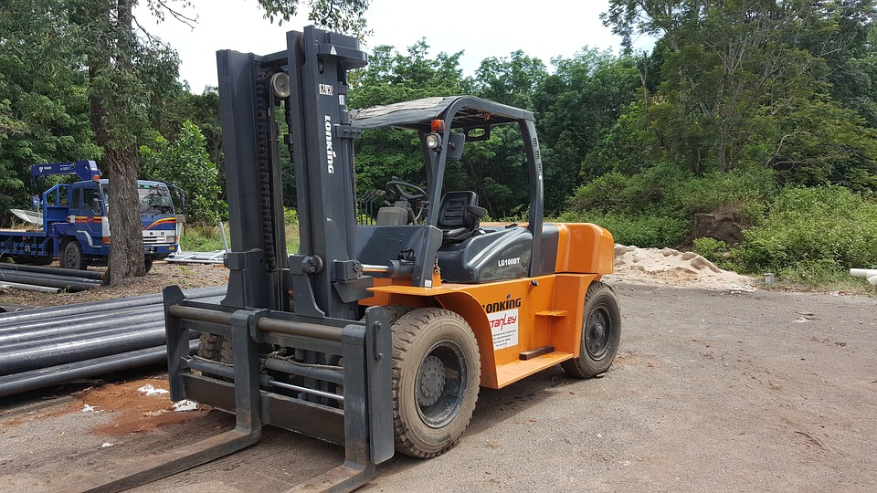 outdoor forklifts