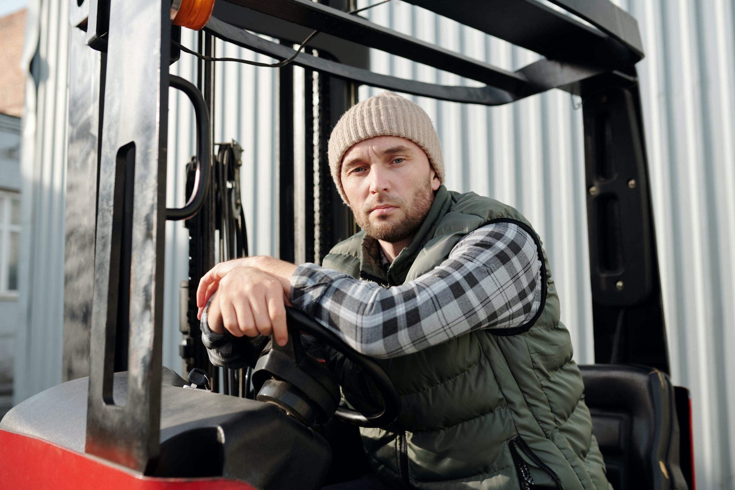 Forklift Test Tips