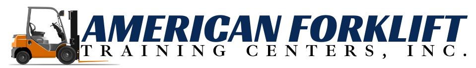 American Forklift Certification